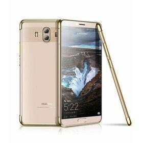 Husa Plating pentru Huawei Mate 10  Gold