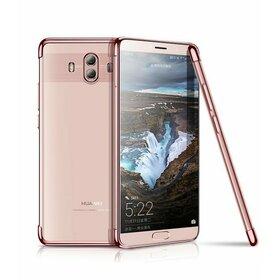 Husa Plating pentru Huawei Mate 10  Rose Gold