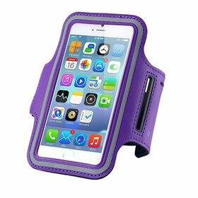 Husa Protectie Banderola pentru sport Purple