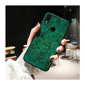 Husa protectie cu model marble pentru Huawei P20 Pro Green