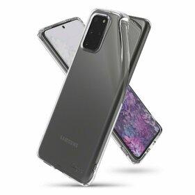 Husa Ringke Air ultra-subtire pentru Samsung Galaxy S20 Plus Transparent