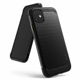 Husa Ringke Onyx din TPU rezistent pentru iPhone 11 Black
