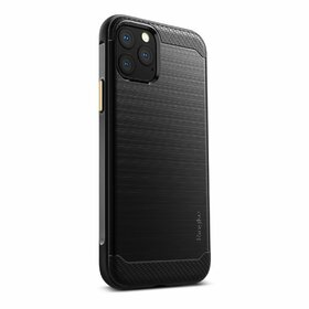 Husa Ringke Onyx din TPU rezistent pentru iPhone 11 Pro Max Black