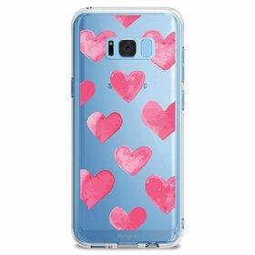 Husa Ringke Summer pentru Galaxy S8 Plus Pink