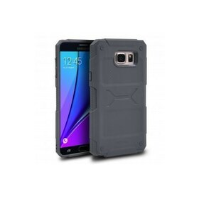 Husa Samsung Galaxy Note 5 Ringke REBEL GREY + folie Ringke cadou