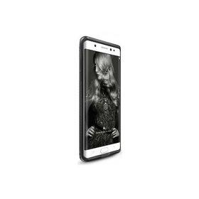 Husa Samsung Galaxy Note 7 Ringke Flex S GRI + Bonus folie protectie Ringke Invisible Screen Defender