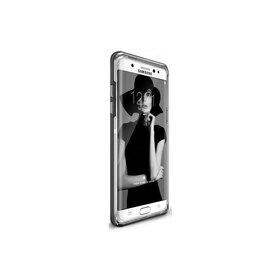 Husa Samsung Galaxy Note 7 Ringke FRAME BLACK + BONUS folie protectie display Ringke