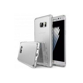 Husa Samsung Galaxy Note 7 Ringke MIRROR SILVER + BONUS folie protectie display Ringke