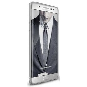 Husa Samsung Galaxy Note 7 Ringke Slim FROST GREY + Bonus folie Ringke Invisible Screen Defender