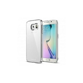 Husa Samsung Galaxy S6 Edge Ringke SLIM  CRYSTAL TRANSPARENT+BONUS folie protectie display Ringke