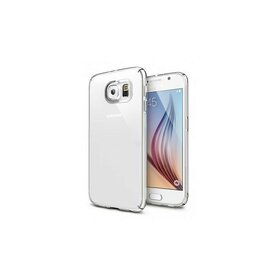 Husa Samsung Galaxy S6 Ringke SLIM CRYSTAL TRANSPARENT+BONUS folie protectie display Ringke