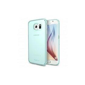 Husa Samsung Galaxy S6 Ringke SLIM FROST VERDE MINT + BONUS folie protectie display Ringke