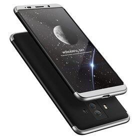 Husa Shield 360 GKK pentru Huawei Mate 10 Black&Silver