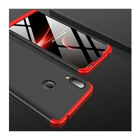 Husa Shield 360 GKK pentru Huawei Y7 (2019)/ Huawei Y7 Prime (2019) Black&Red