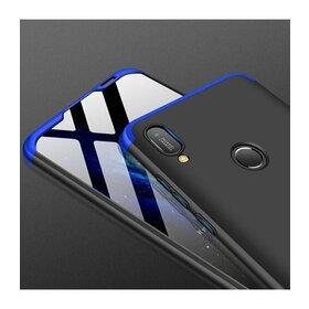 Husa Shield 360 GKK pentru Huawei Y7 (2019)/ Huawei Y7 Prime (2019) Black&Blue