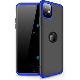 Husa Shield 360 GKK pentru iPhone 11 Black&Blue