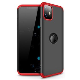 Husa Shield 360 GKK pentru iPhone 11 Black&Red