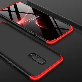 Husa Shield 360 GKK pentru OnePlus 7 Pro Black&Red