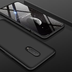 Husa Shield 360 GKK pentru OnePlus 7 Pro Black