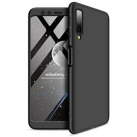 Husa Shield 360 GKK pentru Samsung Galaxy A50/50s/A30s Black