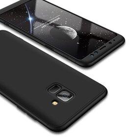 Husa Shield 360 GKK pentru Samsung Galaxy A6 (2018) Black