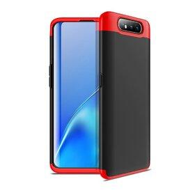Husa Shield 360 GKK pentru Samsung Galaxy A80 Black&Red