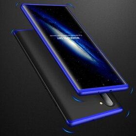 Husa Shield 360 GKK pentru Samsung Galaxy Note 10 Black&Blue