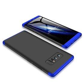 Husa Shield 360 GKK pentru Samsung Galaxy Note 8 Black&Blue