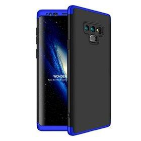 Husa Shield 360 GKK pentru Samsung Galaxy Note 9 Black&Blue