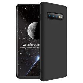 Husa Shield 360 GKK pentru Samsung Galaxy S10 Black