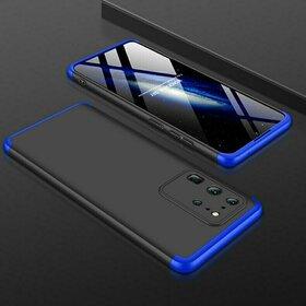 Husa Shield 360 GKK pentru Samsung S20 Plus Black&Blue