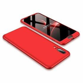 Husa Shield 360 pentru Huawei P20 Red