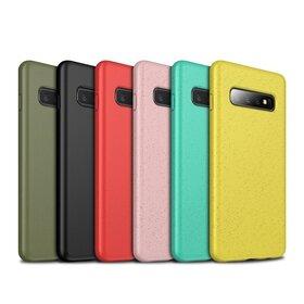 Husa Silicon Eco pentru Galaxy S10 Plus
