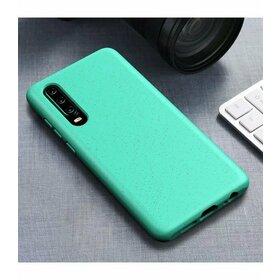 Husa Silicon Eco pentru Huawei P30 Green Mint