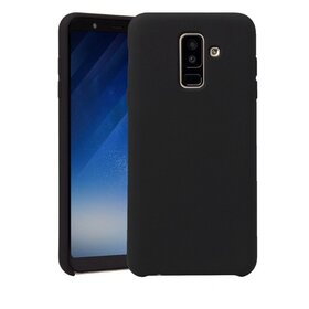 Husa Silicon Premium pentru Galaxy A6 Plus (2018)