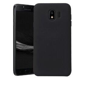 Husa Silicon Premium pentru Galaxy J4 Plus (2018)