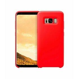 Husa Silicon Premium pentru Galaxy J5 (2017) Red