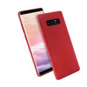 Husa Silicon Premium pentru Galaxy Note 8 Red