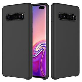 Husa Silicon Premium pentru Galaxy S10 Lite