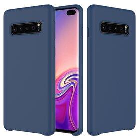 Husa Silicon Premium pentru Galaxy S10 Plus