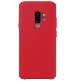 Husa Silicon Premium pentru Galaxy S9 Plus Red