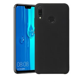 Husa Silicon Premium pentru Huawei P30 Pro Black