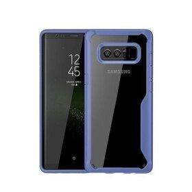 Husa Slim Bumper pentru Galaxy Note 8 Blue