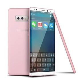 Husa Slim pentru Galaxy Note 8 Pink