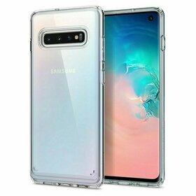 Husa Spigen Crystal Hybrid pentru Samsung Galaxy S10