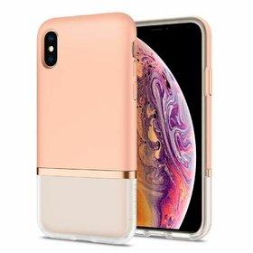 Husa Spigen La Manon Jupe pentru Iphone X/XS Rose Gold