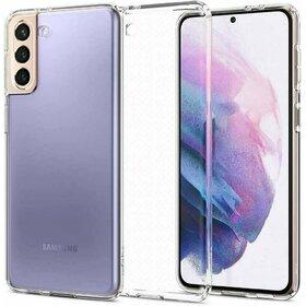 Husa Spigen Liquid Crystal pentru Samsung Galaxy S21