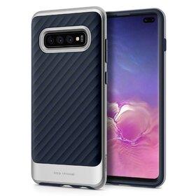 Husa Spigen Neo Hybrid pentru Samsung Galaxy S10 Plus Silver