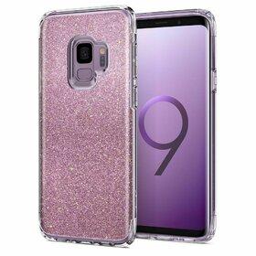 Spigen Slim Armor Crystal Glitter case cover Samsung Galaxy S9 G960 pink (Glitter Rose)