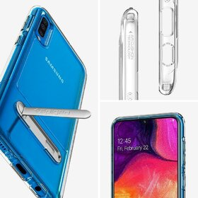 Husa Spigen Slim Armor Essential S pentru Samsung Galaxy A50/A30s Transparent